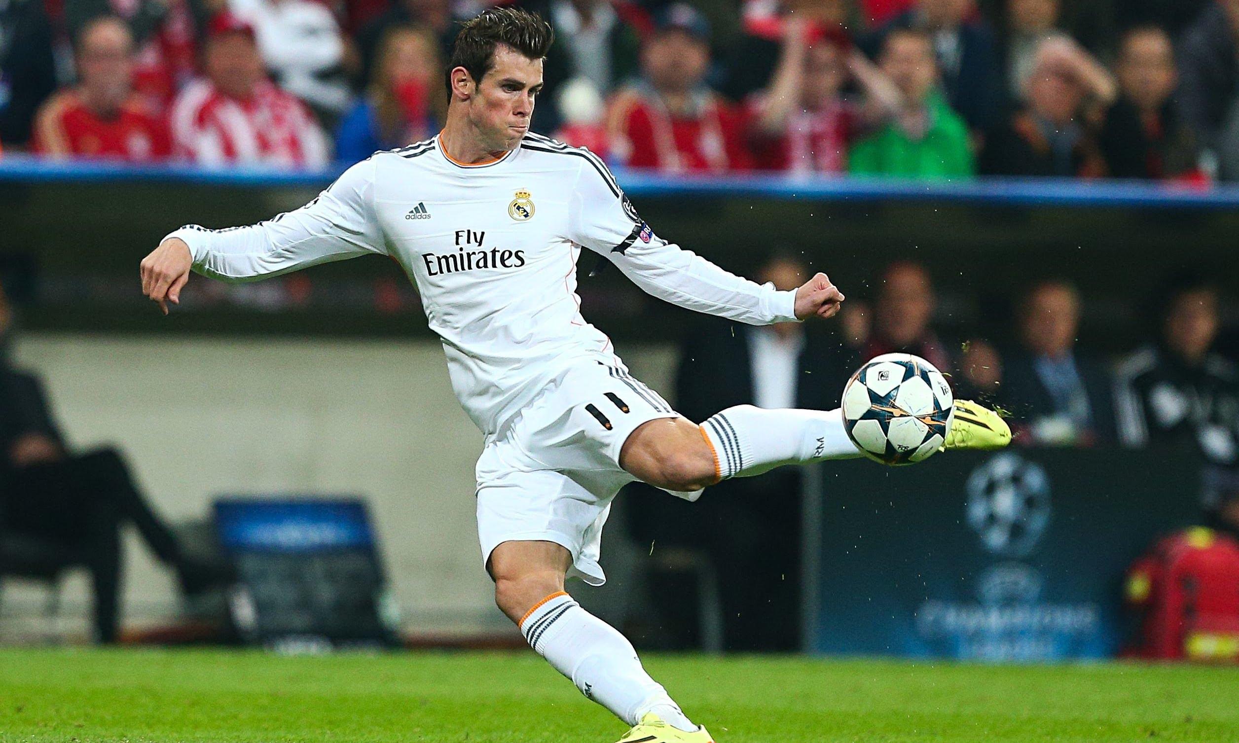 Gareth Bale Left Foot