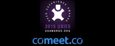 2015 UX Awards-Comeet