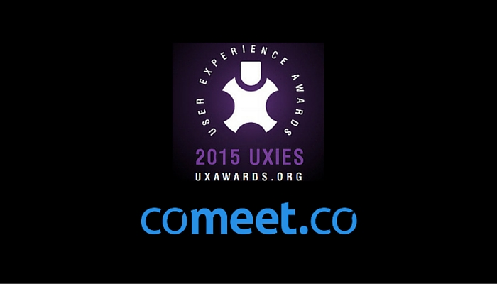 2015 UX Awards-Comeet