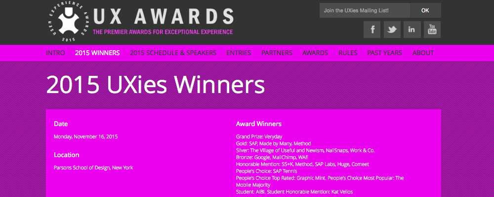 Award Winning Recruiting Software