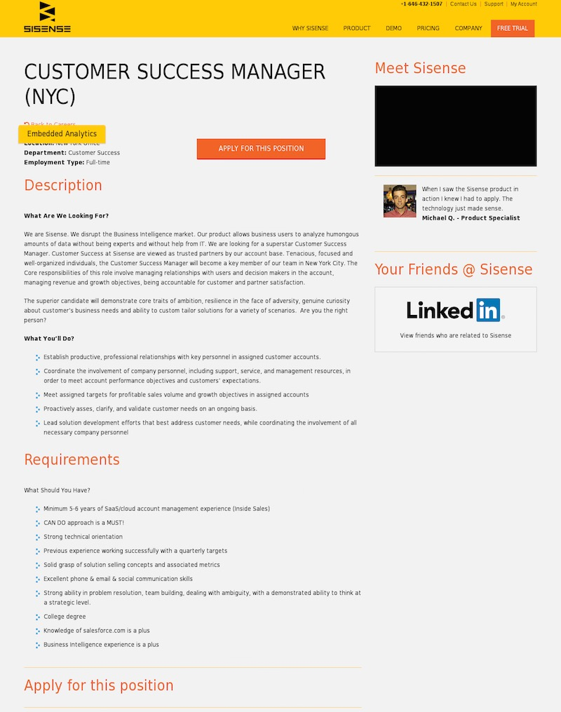 Adding a Careers Page to Your WordPress Site