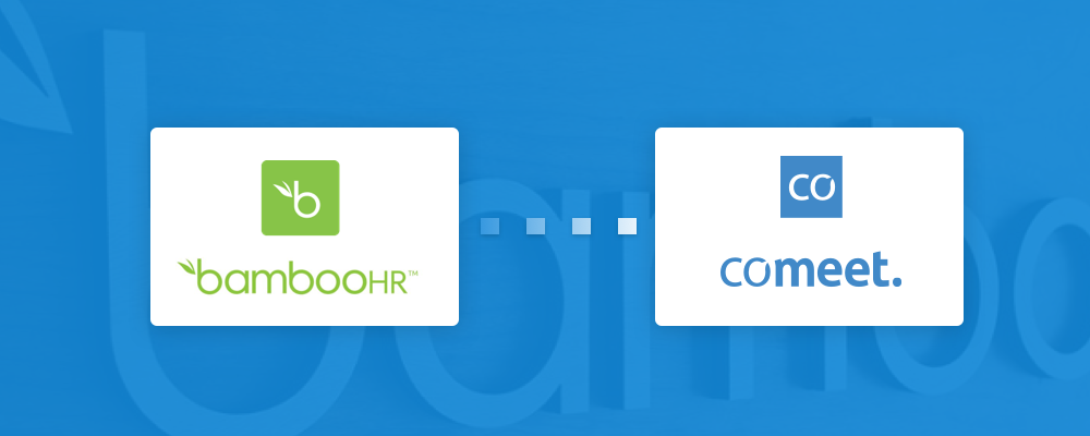 BambooHR Partnership-Comeet