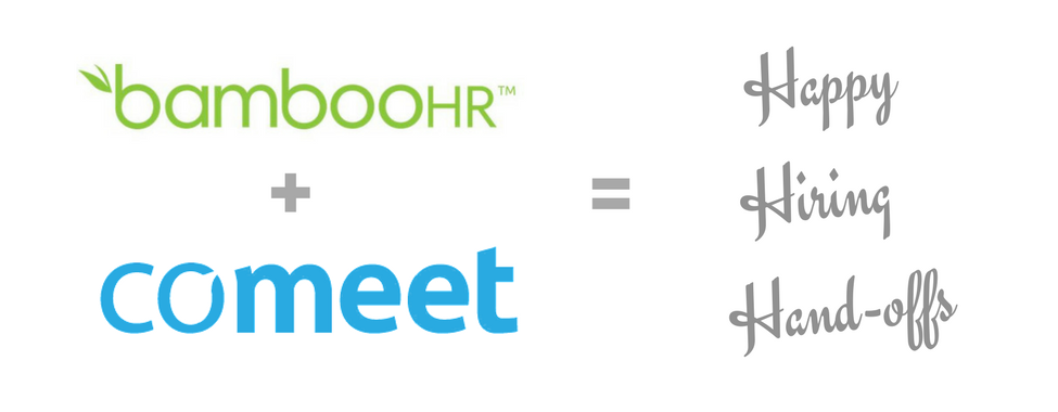 BambooHR Integration-Comeet