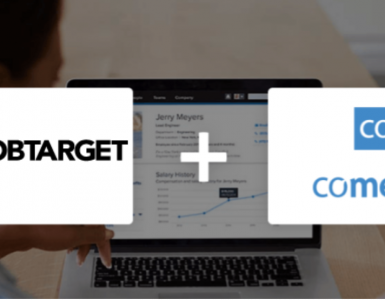 JobTarget and Comeet partnership helping you recruit and source candidates through Comeet's hiring software
